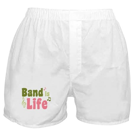 Band is Life Boxer Shorts