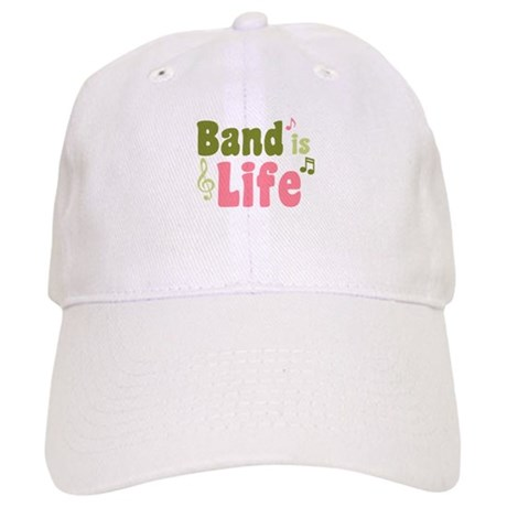 Band is Life Cap