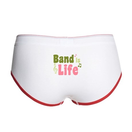 Band is Life Women's Boy Brief