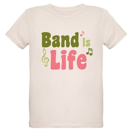 Band is Life Organic Kids T-Shirt