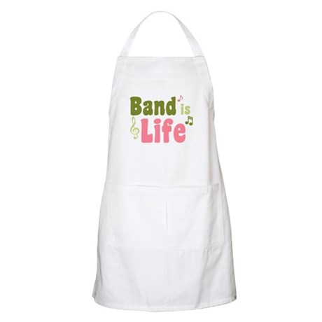 Band is Life Apron