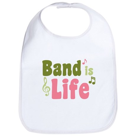 Band is Life Bib