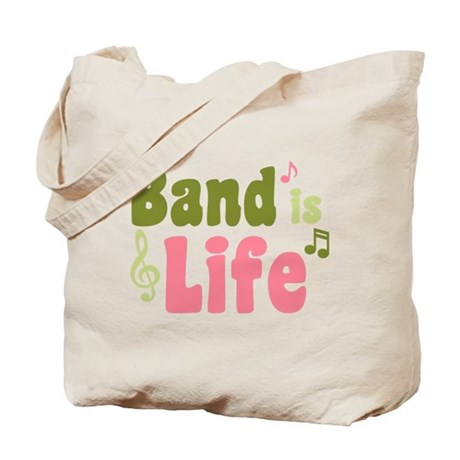 Band is Life Tote Bag