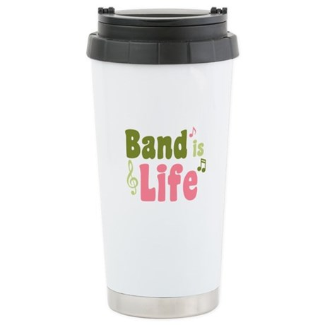 Band is Life Ceramic Travel Mug