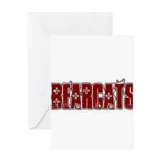 BEARCATS *16* Greeting Card