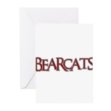 BEARCATS *17* Greeting Cards (Pk of 10)