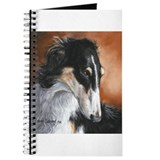 Borzoi by Dawn Secord Journal