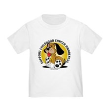 Childhood Cancer Dog T