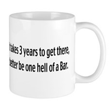 One hell of a Bar Mug