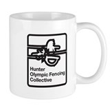 fencing collective Coffee Mug