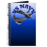 F18 & USS Truman Journal