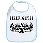 Firefighter Tattoos Bib