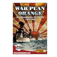Cute Wargames Postcards (Package of 8)