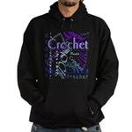 Crochet Purple Hoodie (dark)
