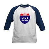 Catch 22 Route Tee