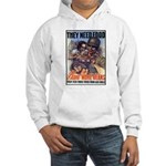 Plant More Beans Poster Art (Front) Hooded Sweatsh