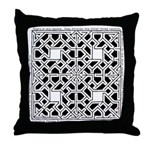 A-Mazing Maze Throw Pillow