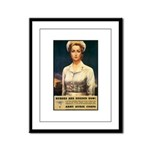 Nurses Needed Now Poster Art Framed Panel Print