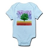 Tree Infant Bodysuit
