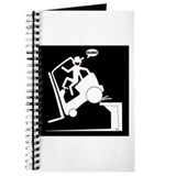 DOCKED DUDE-1 Mugs Journal