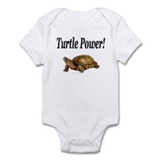 TURTLE POWER Infant Bodysuit