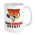 Dykesville Hockey Large Mug