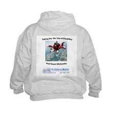 Taking the 'Dis' Out of Disability Sweatshirt
