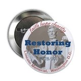 "Restoring Honor Rally 8-28 2.25"" Button"