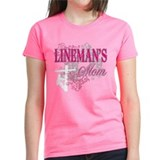 Lineman's Mom Tee