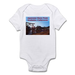 Japanese Deer Park Infant Bodysuit