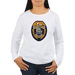 Grafton Police Women's Long Sleeve T-Shirt