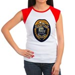 Grafton Police Women's Cap Sleeve T-Shirt