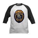 Grafton Police Kids Baseball Jersey