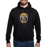 Grafton Police Hoodie (dark)