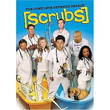 Scrubs: The Complete Seventh Season DVD