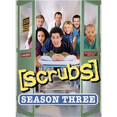 Scrubs: The Complete Third Season DVD