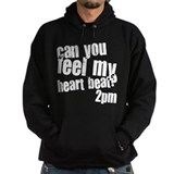 2PM Heartbeat Hoody