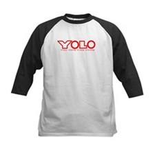 Y.O.L.O = You Only Live Once Tee