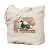 Green Repose Tote Bag