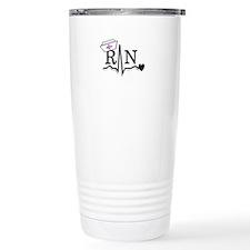 Cute Rn Travel Mug