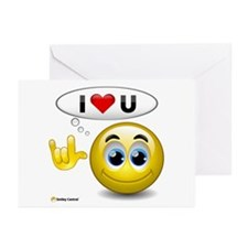 I Love You - Sign Language Greeting Cards (Package