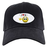 I Love You - Sign Language Baseball Hat