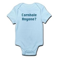 Cornhole Anyone? Infant Bodysuit