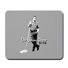 Dr. Jan Itor Mousepad
