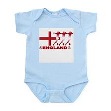 England soccer Infant Creeper