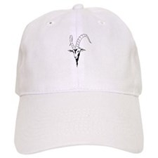 Tribal Goat Baseball Cap