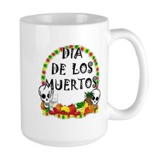 Cute Day of the dead Mug