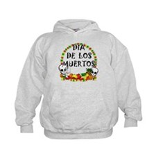 Cute Day of the dead Hoodie