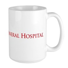 GH Red Logo Large Mug