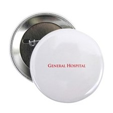 "GH Red Logo 2.25"" Button"